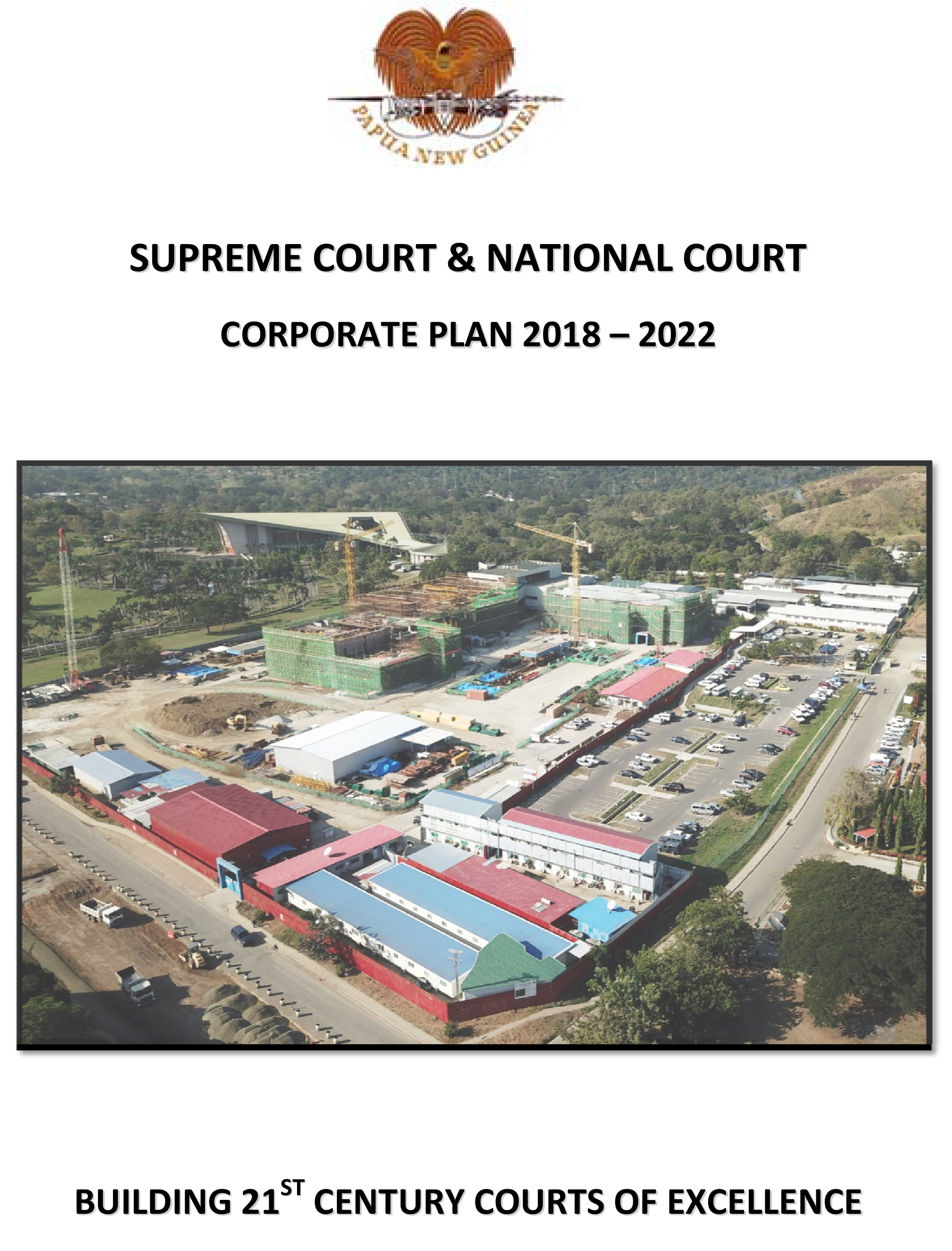 Supreme National Courts Cover